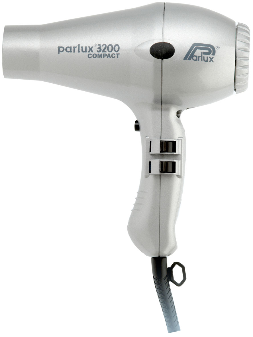 Parlux 3200 Compact 1900W Silver - euphoriacosmetics.gr 7b1e526afe1