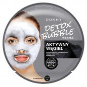 Conny Bubble Detox Mask 1 Φύλλο